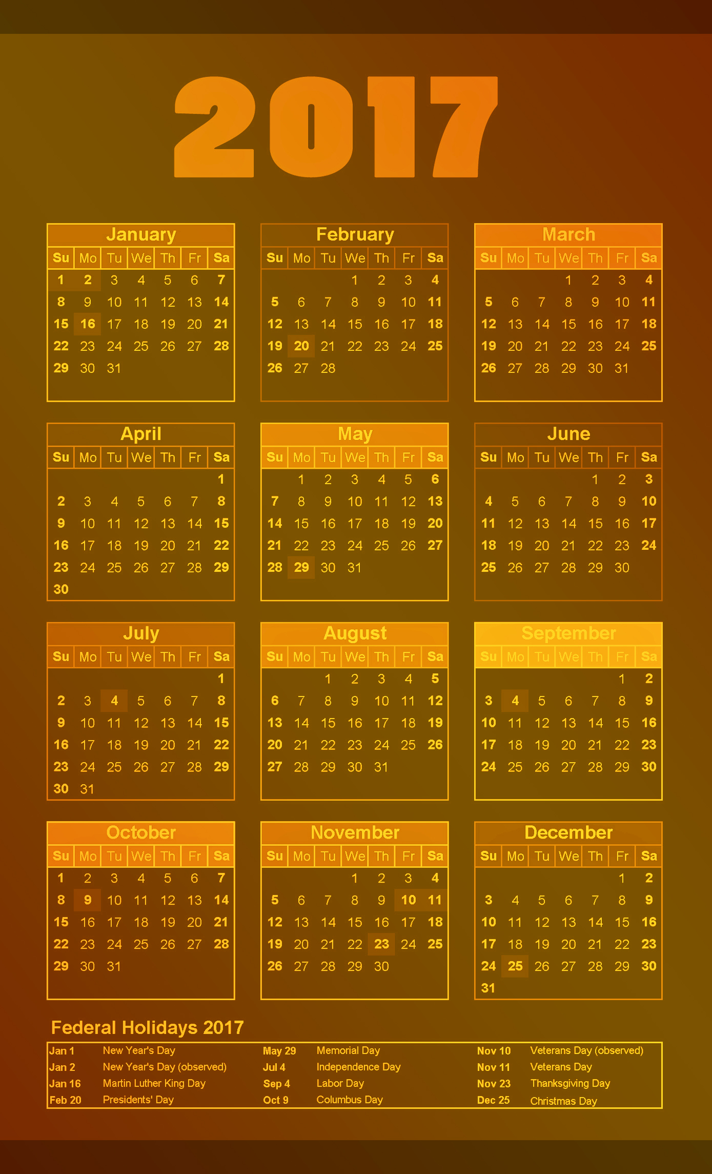 Year Calendar To Download : Calendar download printable calendars of for