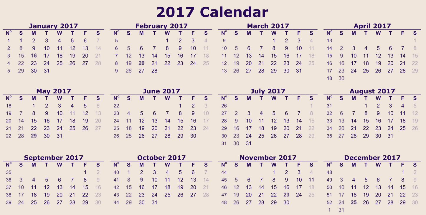 Feel Free to download this printable calendars and use in office and ...