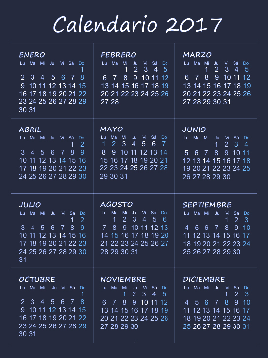 This entry was posted in Calendario on December 19, 2016 by root .