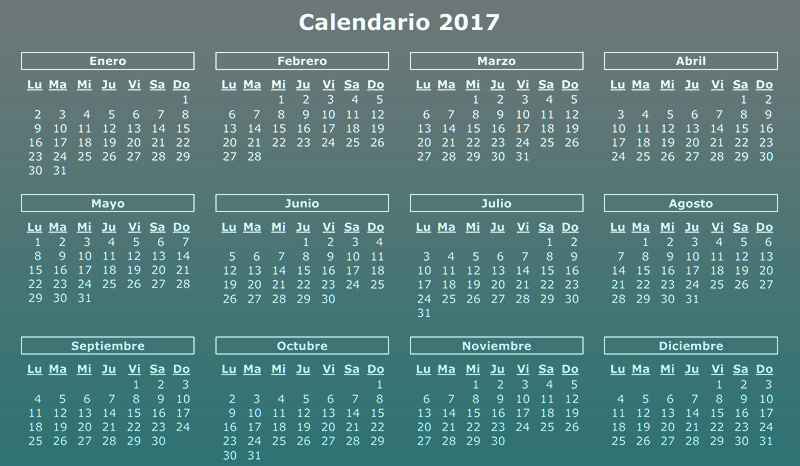 january 2018 calendars south africa