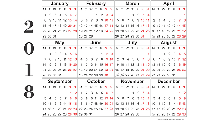 School Calendar 2018 In Sri Lanka : Sri lankan government calendar holidays list