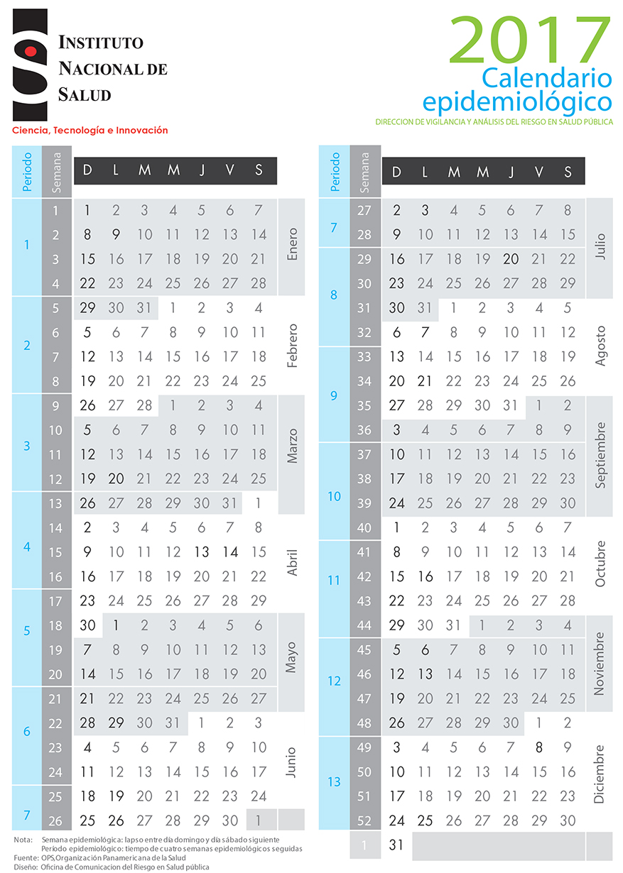 calendars 2017 and 2017